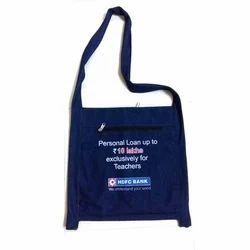 Multi Color Available Printed Denim Bag
