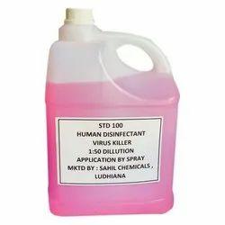 Qac Corona Virus Disinfectant Chemical