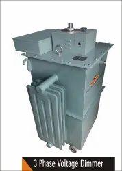 Mild Steel 3 Phase Voltage Dimmer