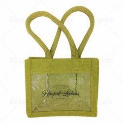 1公斤- 2公斤艾萨罗黄麻礼品袋
