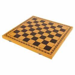 Brown Chess Board Set