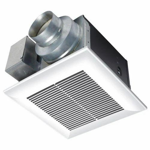 Bathroom Fan Exhaust