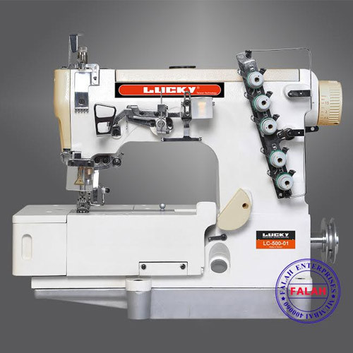 LUCKY LC W500 FLATLOCK SEWING MACHINE