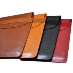 Leather IPad Pouch