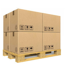 Industrial Packaging Cardboard Box