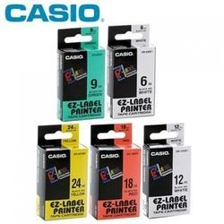 Casio Label Printer Tape Cartridge