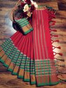 Soft-Cotton-Silk-Saree