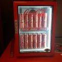 Western Minibar / Coca Cola Glass Visi Cooler