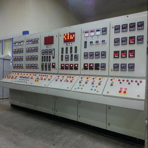 Instrumental Control Panel