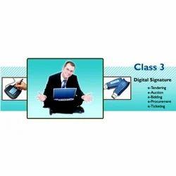 Class 3 Individual Digital Signatures Service