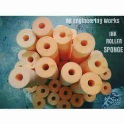 Foam Orange Ink Roller Sponge for Coding