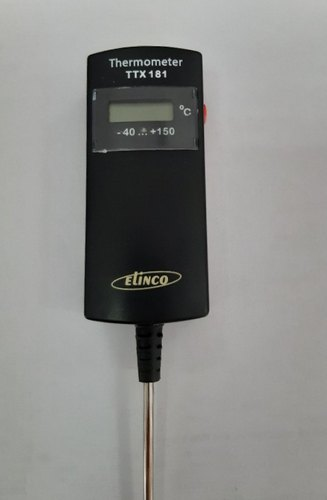 Elinco Digital Thermometer With Fixed Probe Model No. TTX 181