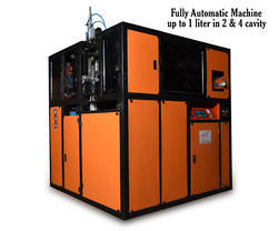 Automatic 2 Cavity PET Blow Molding Machines
