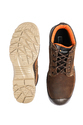 Brown Safety Shoes