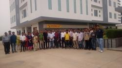FACULTY DEVELOPMENT PROGRAM OF DIPLOMA COLLEGES - INDUSTRIAL VISIT TO TESCA