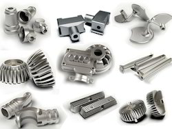 Aluminum Casting For Scientific Instruments