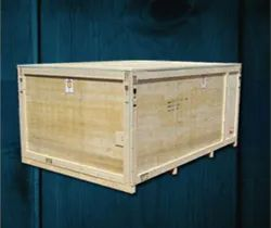 Rectangle Wooden Plywood Box, For Packaging, Box Capacity: 201-400 Kg