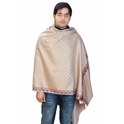 Traditional Chequered Men Shawl 152