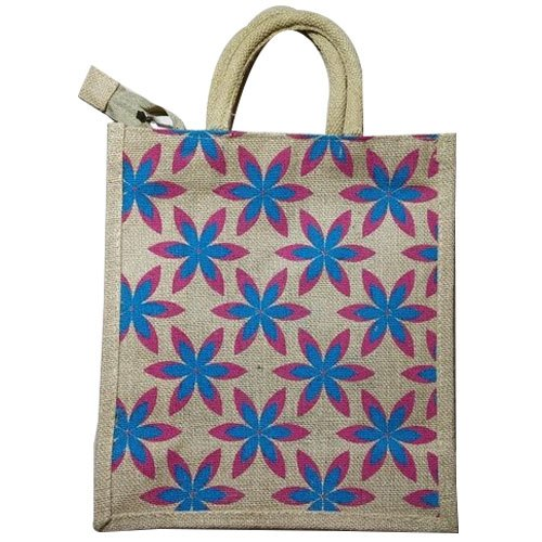 Short Handle Jute Bag