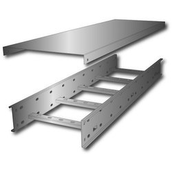 Covered Ladder Cable Tray