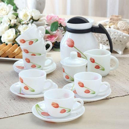 Ceramic Tea Cup Set