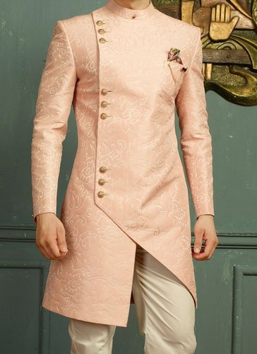Wedding Wear Mens Designer Wedding Sherwani Rs 4000 Piece Aaliya