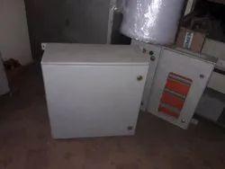 S & S Rectangular MS PANEL BOX, Dimension: 400X400X200