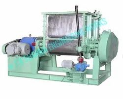 Stainless Steel Sigma Mixer, For Powder, Capacity: 100 Kg-1 Ton
