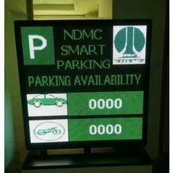 Smart Parking Display System