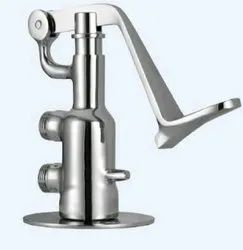 AV&T Modern Foot Operated Water Tap, For Bathroom Fitting