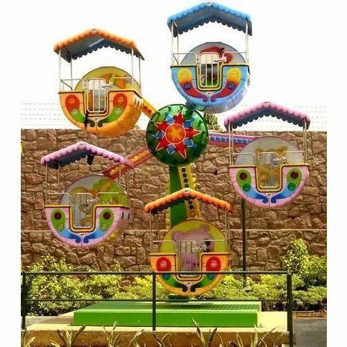 FunTech Amusement - Manufacturer of Children Amusement Rides