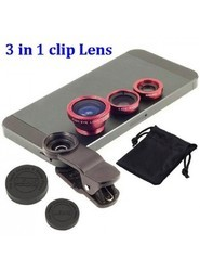Universal 3 In 1 Cell Phone Camera Lens Kit