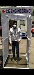 Fully Automatic Body Sanitizer Tunnel Machine