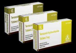 Terazosin Hydrochloride Tablets 1mg/2mg/5mg