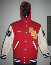 Red Hood Jacket - Plain