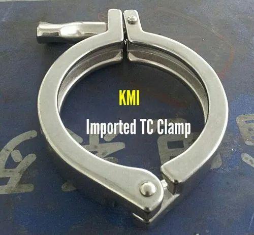 SS TC Clamp
