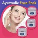Herbal Ayurvedic Face Pack Skin Cream - Glohills Ultra Face Pack