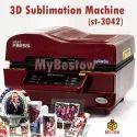 Freesub 705*625*400mm 3d Sublimation Machine (st-3042)