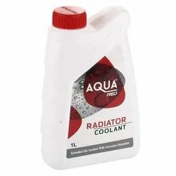 Aqua Red Coolant Oil