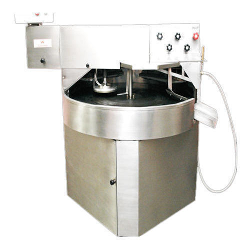 Rotary Type Semi Automatic Chapati Making Machine