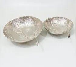 Rawsome Shack Brass Designer Platters