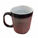 White And Black Magic Mug
