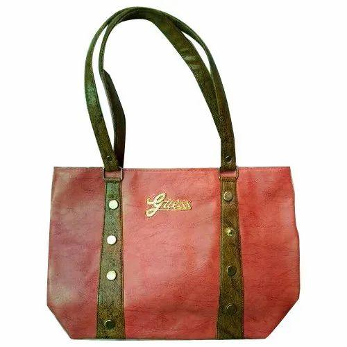 Ladies Designer Leather Shoulder Bag 2fec3f761856b