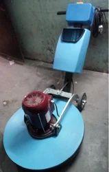 Surface Floor Scrubber Machine / 3 Disc Three Brush Floor Scrubber Cleaning Machine