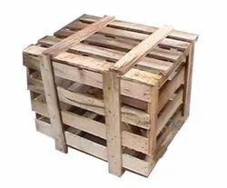 Soft Wood Wooden Packing