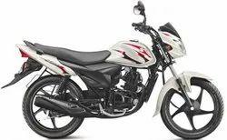 Suzuki Hayate Motorcycle