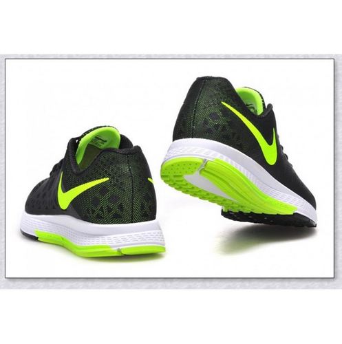 save off how to buy huge sale Nike Air Zoom Pegasus 31 Green Black Shoes