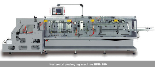 Horizontal Form Fill Seal Machine at Rs 1000000 /project ...