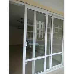 UPVC Three Track Sliding Door