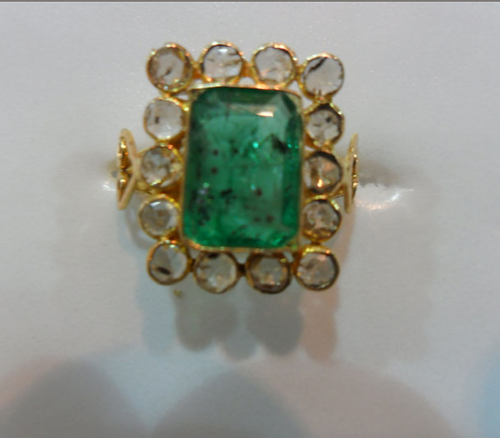 GOLD RINGS CAT155 Gold Rings Service Provider from Hyderabad